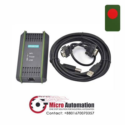Isolated Siemens MPI Programming Cable OCB20+ PC Adapter USB Cable MPI PPI Profibus Bangladesh