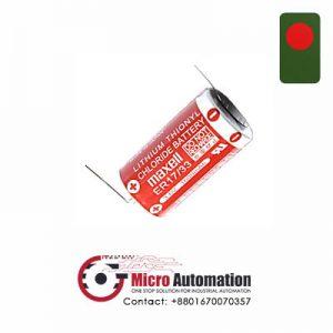 Maxell ER17 33 Lithium Thionyl Chloride Battery Bangladesh