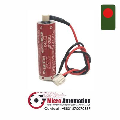 Maxell ER6C Lithium Thionyl Chloride Battery Bangladesh