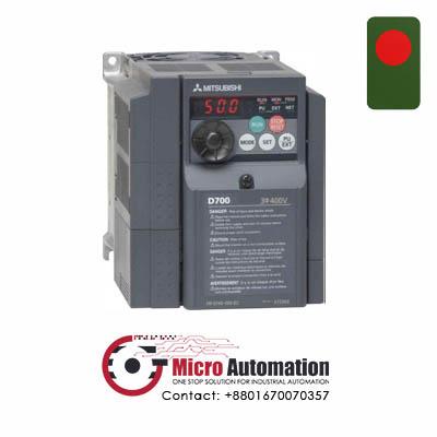 Mitsubishi D Series FR D740 3.7KW Inverter Bangladesh