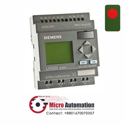 Siemens 6ED1 052 1MD00 0BA5 LOGO! 5 Series Bangladesh