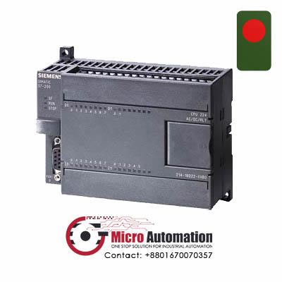 Siemens 6ES7 214 1AD23 0XB0 SIMATIC CPU 224 DC DC DC 24 Vdc Bangladesh