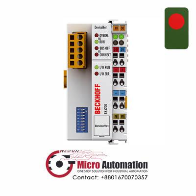Beckhoff BK5200 Industrial control system bangladesh