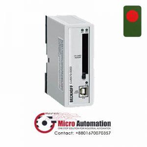 Beckhoff CU8870 USB Compact Flash Slot Bangladesh
