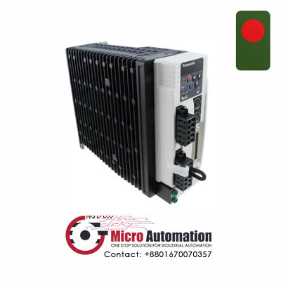 Panasonic MCDDT3520 A4 Servo Driver 0.75kW Bangladesh
