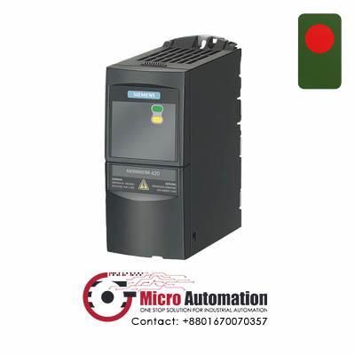 Siemens 6SE6420 2UC12 5AA1 Micromaster 420 0.37kW Bangladesh