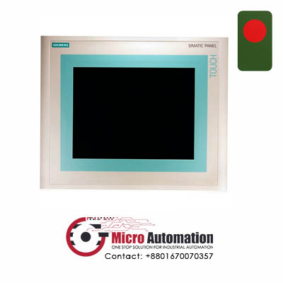 Siemens TP270 6AV6 545 0CC10 0AX0 10 Inch Touch Panel Bangladesh