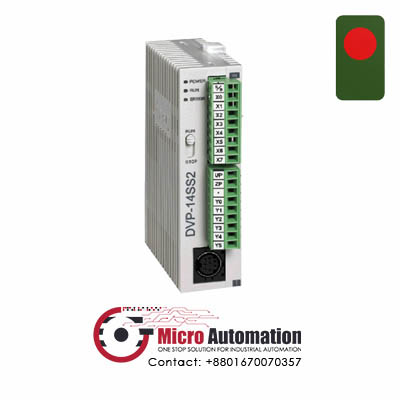 Delta DVP14SS211R PLC CPU Unit Bangladesh