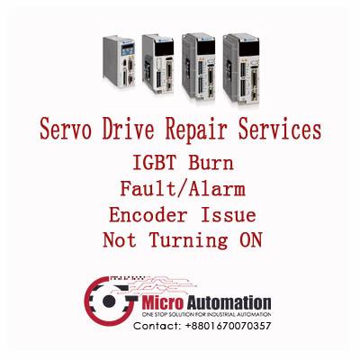 Servo drive repair bangladesh