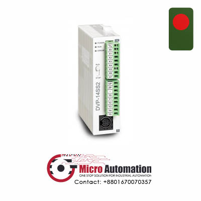 DVP14SS11T2 Delta DVP EH2 Series PLC Bangladesh