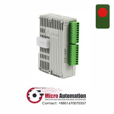 Delta DVP16SP11R DI DO Module Bangladesh