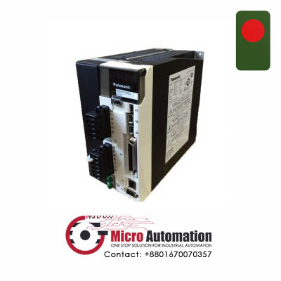 Panasonic MDDHT3530E02 MINAS A5 Family Servo DriveBangladesh