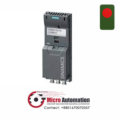 Siemens 6SL3244 0BA10 0BA0 Control Unit For Sinamics G120 Bangladesh