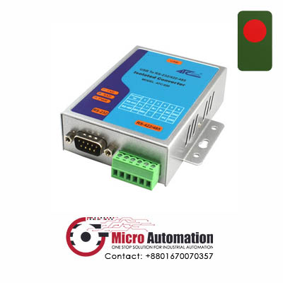 ATC 850 High Speed Isolated USB To RS-232 422 485 Converter Bangladesh