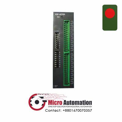 LS PLC XGF AD16A Analog Input Module Bangladesh