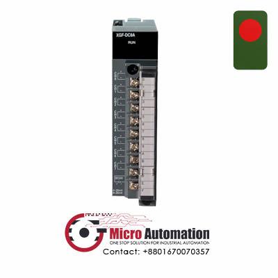 LS PLC XGF DC8A Analog Output Module Bangladesh