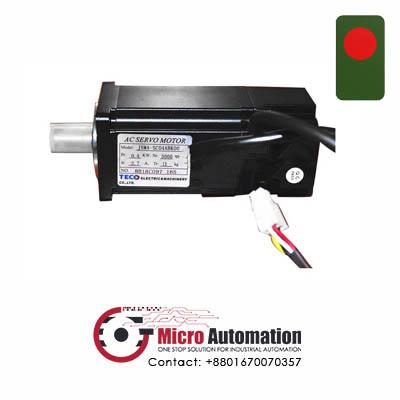 Teco Servo Motor JSMA SC04ABK01 0.4kW Bangladesh