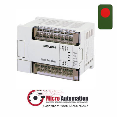 FX2N 16MR 001 Mitsubishi FX2N Series PLC Bangladesh