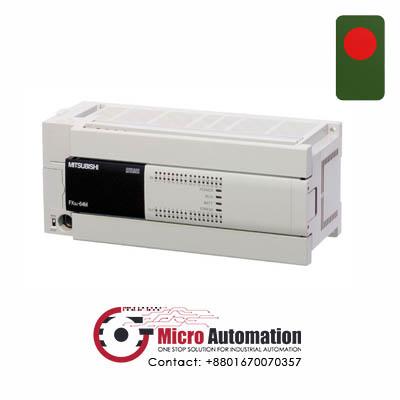 Mitsubishi FX3U 64MR ES A FX3U Series PLC Bangladesh