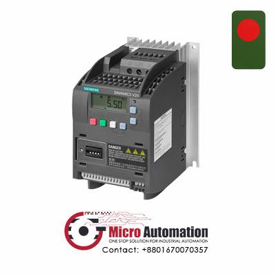 Siemens 6SL3210 5BE17 5UV0 Sinamics V20 0.75kW Bangladesh
