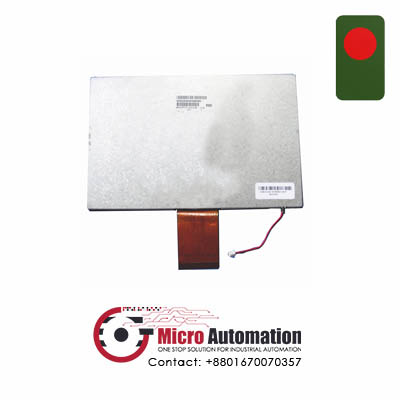 7 inch LCD Display For HMI AU Optronics A070VW08 V2 Bangladesh