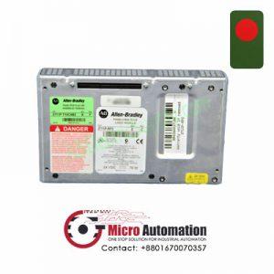 Allen Bradley 2711P RP2 Logic Module Bangladesh