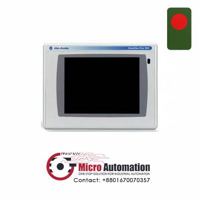Allen Bradley Panelview Plus 1500 HMI Bangladesh