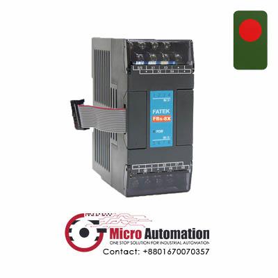 FBs 8X FBs 8EX Fatek PLC 8 points 24VDC Bangladesh