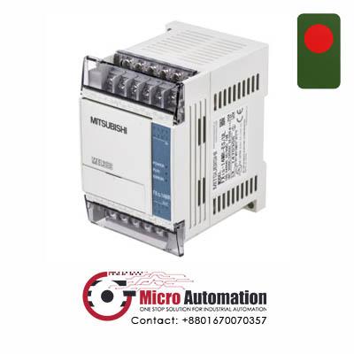 Mitsubishi FX1S 14MR ES UL PLC CPU Bangladesh