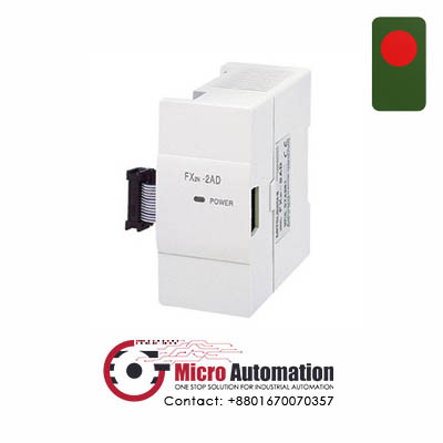 Mitsubishi FX2N 2AD PLC Analog Module Bangladesh