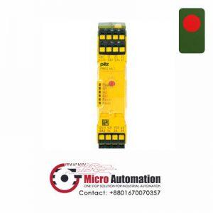 Pilz PNOZ s4 1C 24VDC 3 no 1 nc Safety Relay Bangladesh