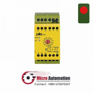 Pilz PZA 300 24VDC Safety Relay Bangladesh