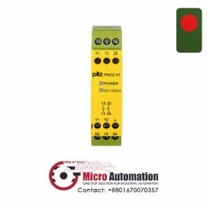 PNOZ X7 Pilz Safety relay 24 V AC DC Bangladesh