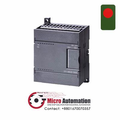 Siemens 6ES7231 7PD22 0XA8 Analog Module Bangladesh