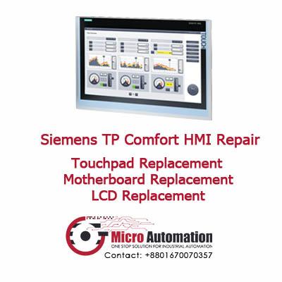Siemens TP Comfort HMI Repair in Bangladesh