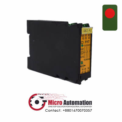 TESCH F117X01 24VAC DC Safety Relay Bangladesh