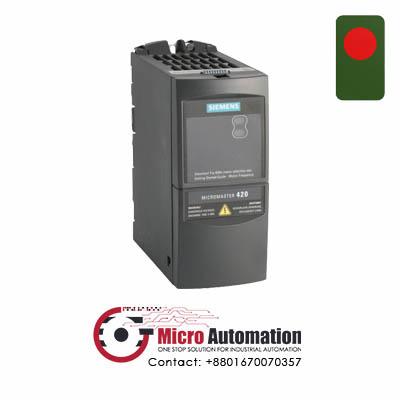 Siemens 6SE6420 2AB13 7AA1 0.37kW Drive Bangladesh