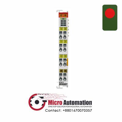 Beckhoff KL2612 Relay Output Terminal Bangladesh