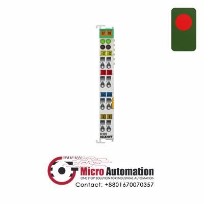 Beckhoff KL3002 Analog Input Terminal Bangladesh