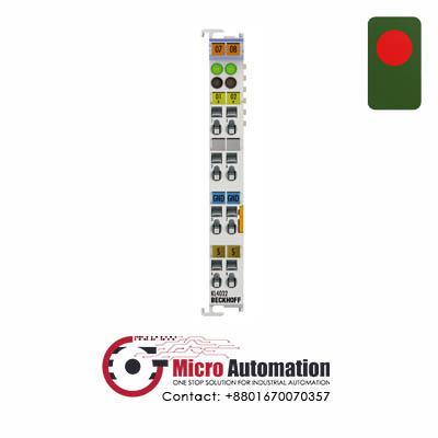 Beckhoff KL4032 Analog Output Terminal Bangladesh