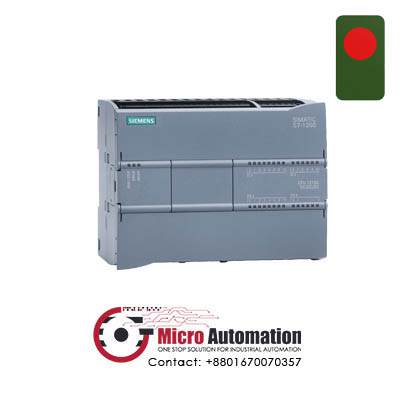 Siemens CPU 1215C 6ES7 215 1AG31 0XB0 PLC Bangladesh