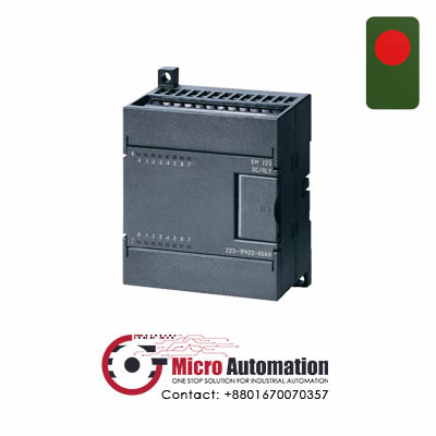 6ES7 223 1PH21 0XA0 Siemens PLC Bangladesh