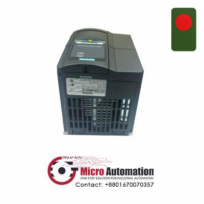 iemens MICROMASTER 420 6SE6420 2UD23 0BA0 3kW Bangladesh