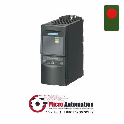 Siemens Micromaster 440 6SE6440 2UC17 5AA1 0.75kW Bangladesh
