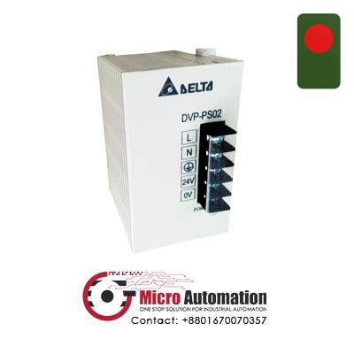 Delta DVP PS02 PLC Bangladesh