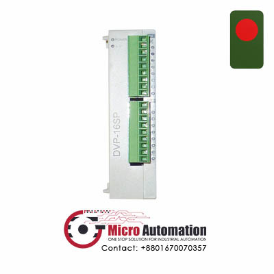 Delta DVP16SP11T PLC Bangladesh